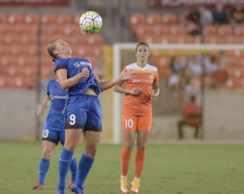 Houston Dash vs Seattle Reign FC