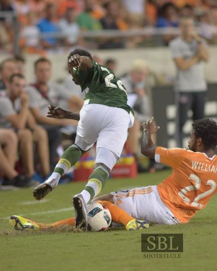 Houston Dash vs Seattle Reign FC