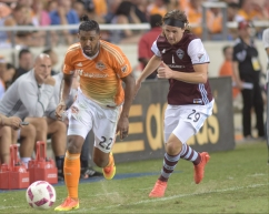 Houston Dynmo vs Colorado Rapids