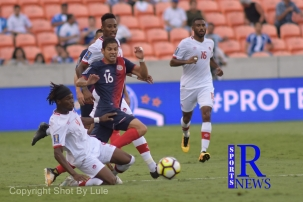 during the 2017 CONCACAF Gold Cup Group A Match 7 match between Costa Rica and Canada at BBVA Compass Stadium on July 11, 2017 in Houston Texas.Mandatory Credit Jose Lule.